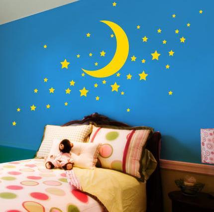 A mi manera decorar paredes en habitaciones juveniles con - Decorar paredes ninos ...