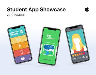 Student app showcase