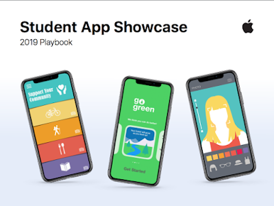 Showcase Students Coding Skills with This  New Resource from Apple Education