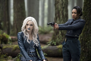 detective iris west allen killer frost earth-2 image picture poster wallpaper screensaver
