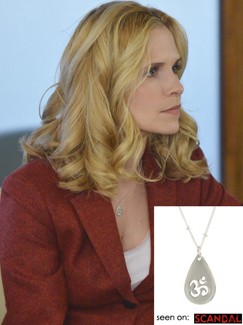 scandal necklace