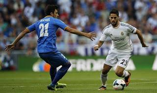 نتيجة مباراة ريال مدريد وخيتافي اليوم الأحد بتاريخ 19-08-2018 الدوري الاسباني