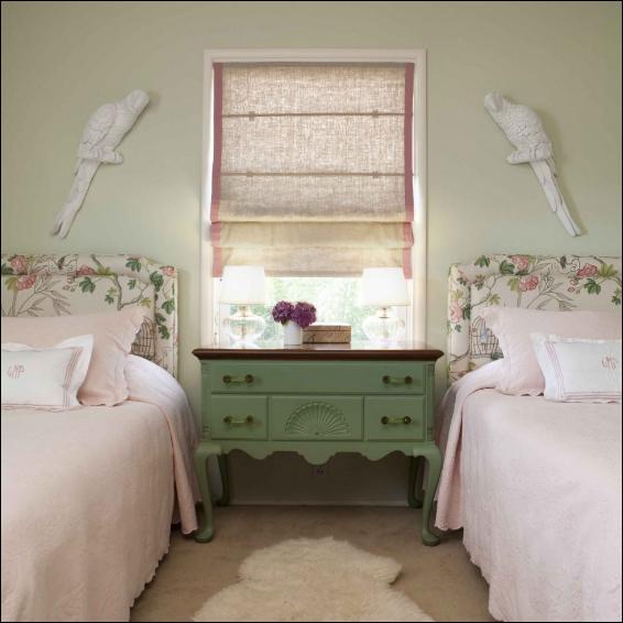 Girly Vintage Bedroom Designs: Girly Girl Vintage Style Bedrooms