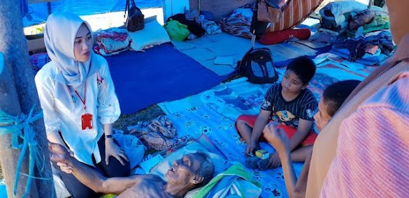 Program Dokter Keliling Prabowo Diapresiasi Korban Gempa Sulteng