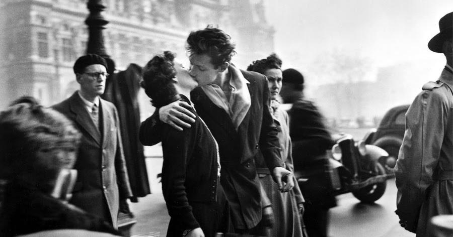 La fotografia di Robert Doisneau