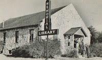 Memorial Library, Kerrville