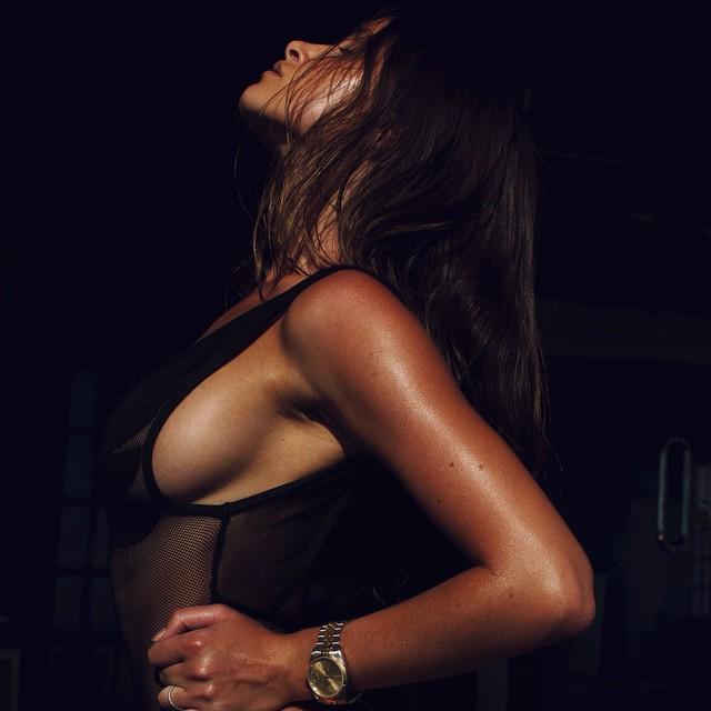 Katrina Brodsky em 15 fotografias