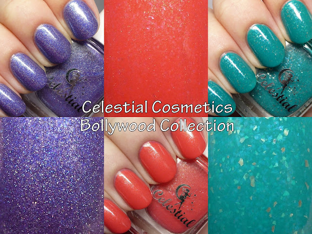 Celestial Cosmetics Bollywood Collection