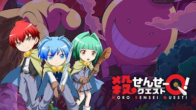 Koro Sensei Quest