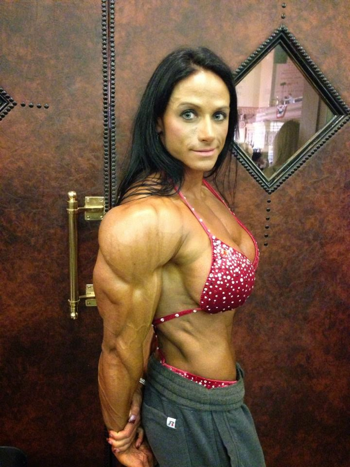 Female bodybuilders hardcore