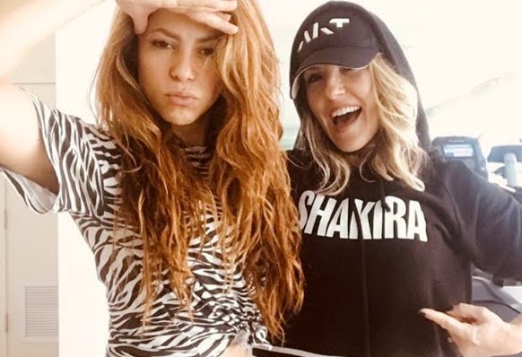 Shakira aprovecha presentación en el Súper Bowl y lanza línea de ropa deportiva