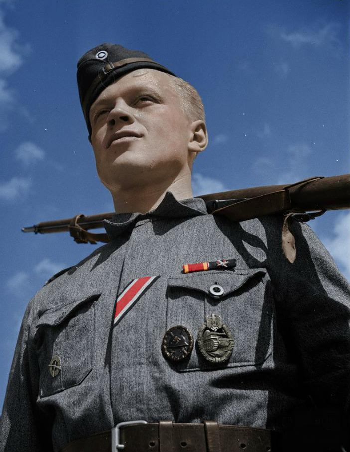 Finnisches Freiwilligen-Bataillon Der Waffen-Ss