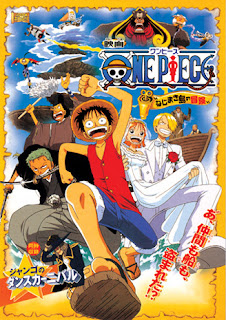 One Piece Movie 02 - Clockwork Island Adventure