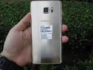 Samsung Note 5 Seken Fullset Garansi Panjang