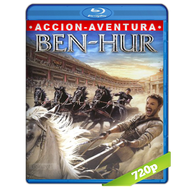 Ben-Hur (2016) BRRip 720p Audio Trial Latino-Castellano-Ingles 5.1