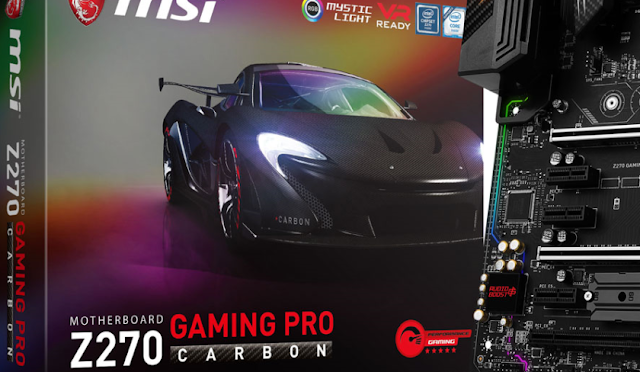 Motherboard MSI Z270 Gaming M5 Intel Kaby Lake