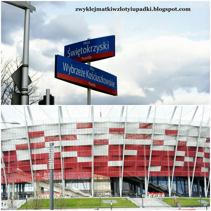 Warszawa i Centrum Nauki Kopernika