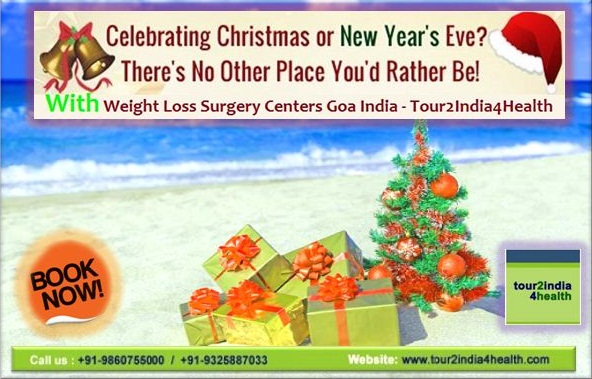 Christmas Tour Season with Best Weight Loss Surgery Centers Goa India