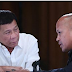 """""""He stays there. Bato has my complete trust,"""" Duterte: Bato to stay as PNP chief .VIRAL !"""