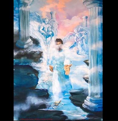 My Virtue is Flowing by Deborah Waldron Fry