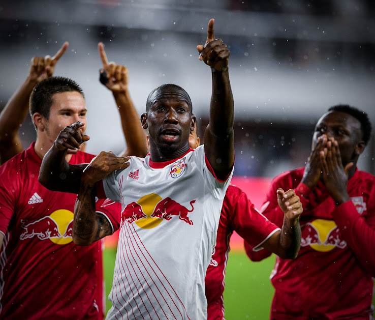 Wright-Phillips Celebrates 100th MLS Goal With Special Kit