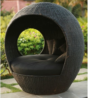 Genie Outdoor Wicker Chair