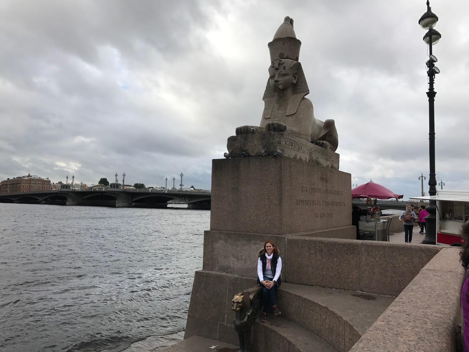 Esfinges - São Petersburgo