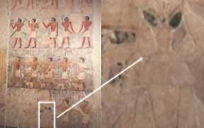 Extraterrestre Saqqara