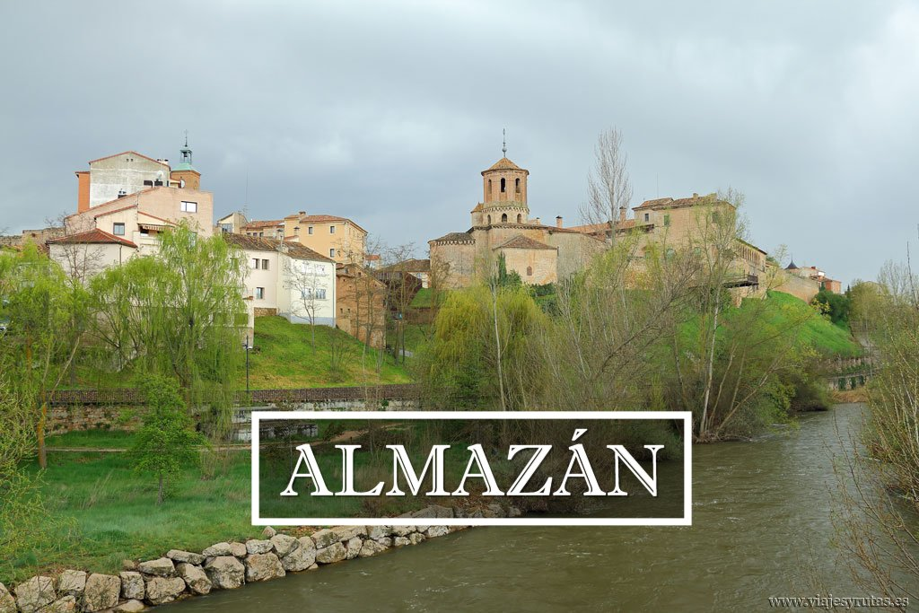 Almazán el fortificado, Soria