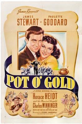 Póster película El arca de oro