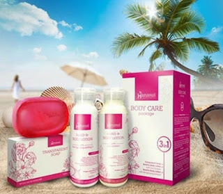 Hanasui Body Care 3 in 1