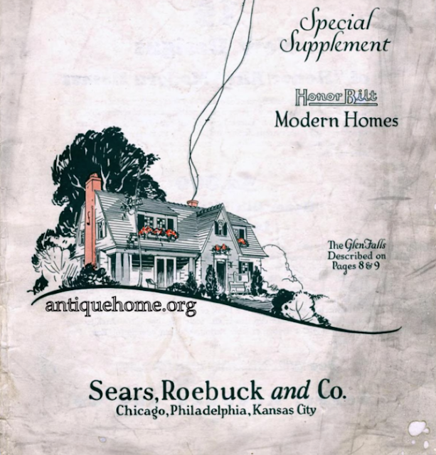 1926 sears modern homes special supplement