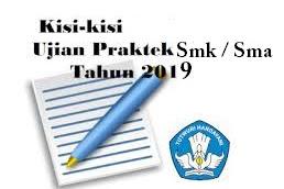 [ Terbau ] Kisi Kisi Ujian Praktek PAI SMK SMA tahun 2019