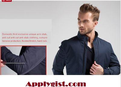 Self Defense Tactical Gear Anti cut knife cut Resistant Jacket