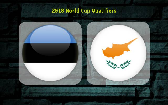 Estonia vs Cyprus Full Match & Highlights 03 September 2017