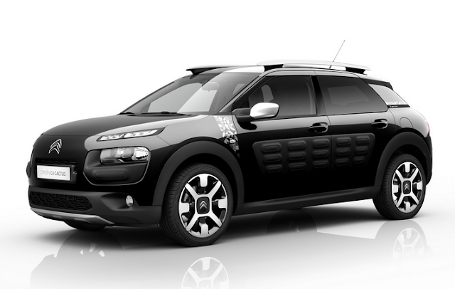 2017 Citroen C4 Cactus Rip Curl Constrained Version Suv Audi 2018