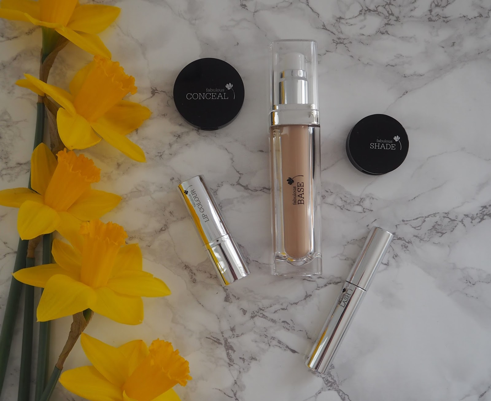 A review of Look Fabulous Forever, make-up for the 50+ woman