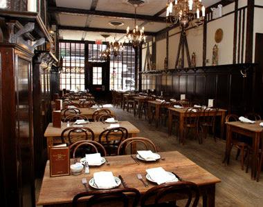 Peter Luger Restaurant Brooklyn New York