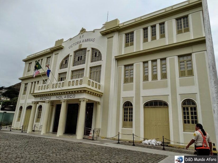 Estação Pedro Nolasco - Vila Velha - Espírito Santo