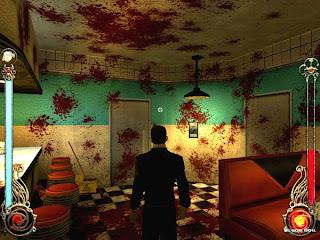 Bloodlines кровавая сцена