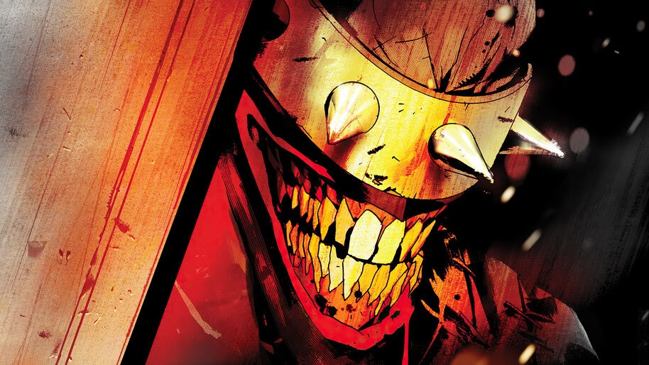 The Batman Who Laughs, DC, Comics, 4K, #6.1220