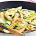 Chicken,Bok Choy And Baby Corn Stir-Fry Recipe