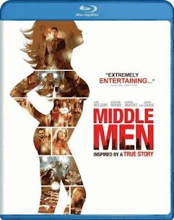 Middle Men (2009) BluRay 480p 375MB Dual Audio ( Hindi - English ) ESubs MKV