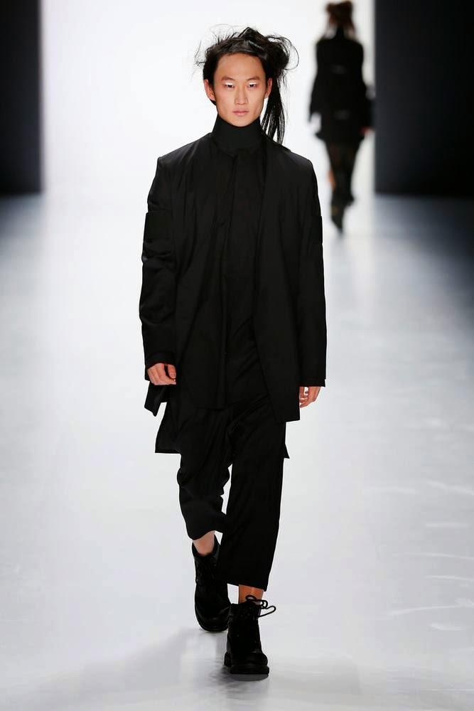 odeur fall winter 2015 mercedes benz fashion week berlin male fashion trends. Black Bedroom Furniture Sets. Home Design Ideas