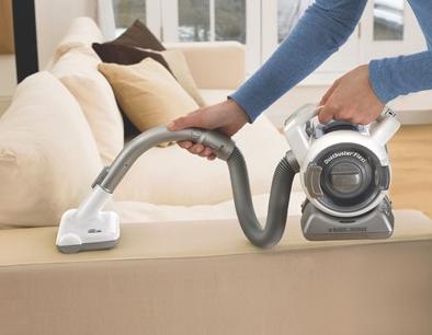 test pour vous le cobaye conso test aspirateur main black decker dustbuster l 39 arme. Black Bedroom Furniture Sets. Home Design Ideas