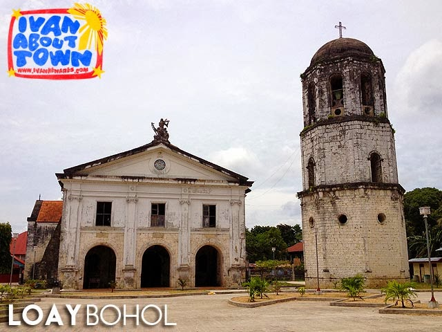 Parish Church of the Holy Trinity (Loay, Bohol)