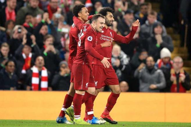 Liverpool hosts Salah's favorite victim to end the non-league win