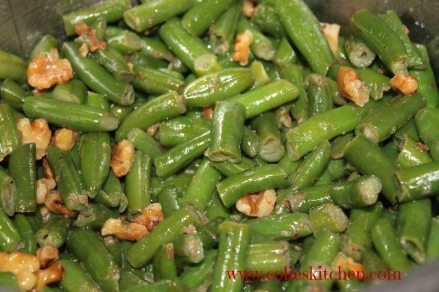 Walnut Green Beans ~ Colie's Kitchen