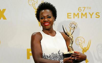Viola Davis Emmys 2015 winner