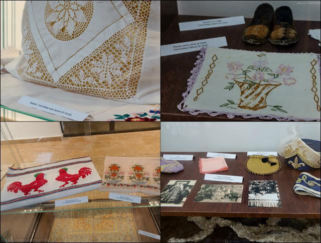 Articole vestimentare, tesaturi si dovezi ale comunitatilor din Dobrogea.